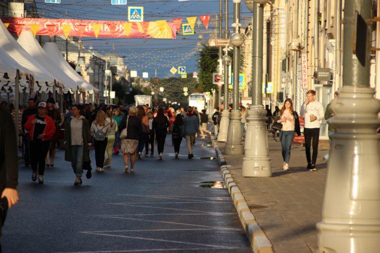 Жители Твери могут принять участие в формировании программы Дня города-2020