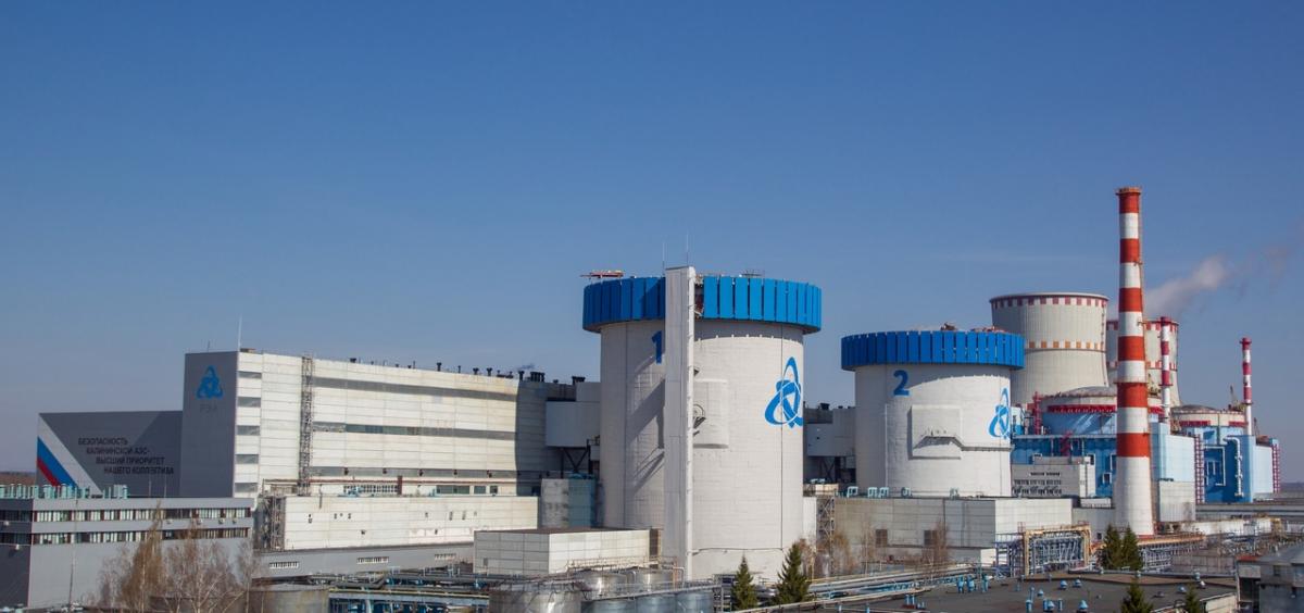 Отключение энергоблоков КАЭС не повлияло на энергоснабжение потребителей Тверской области