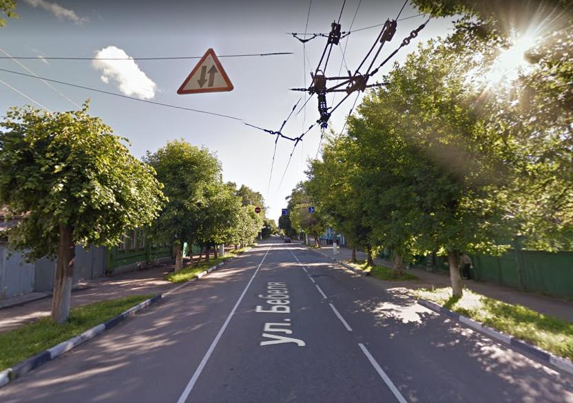 Улица Бебеля в Твери временно станет односторонней