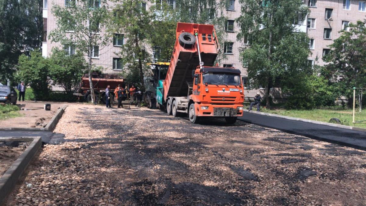 В Тверской области продолжится благоустройство территорий
