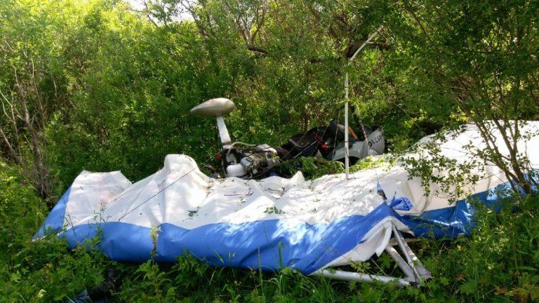 К расследованию крушения дельталета в Тверской области подключился МАК