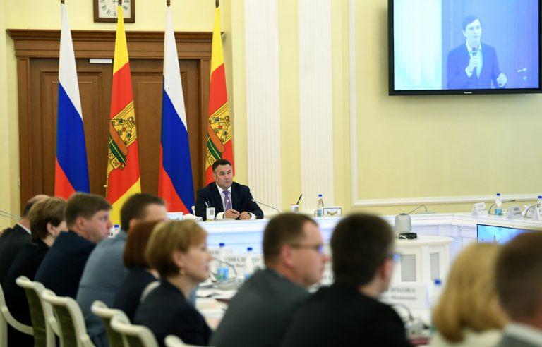 В профобразовании Тверской области создадут единую систему обучения, практики и трудоустройства