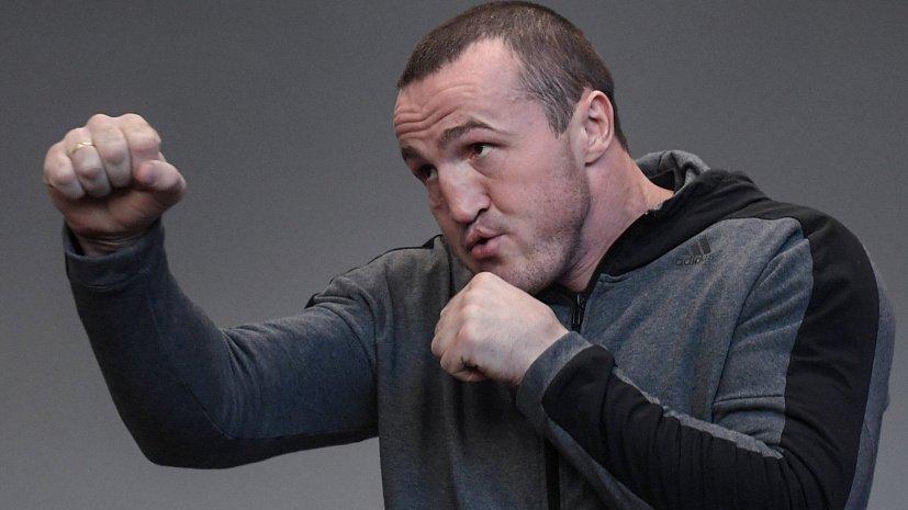 В Тверскую область приедет легенда российского бокса