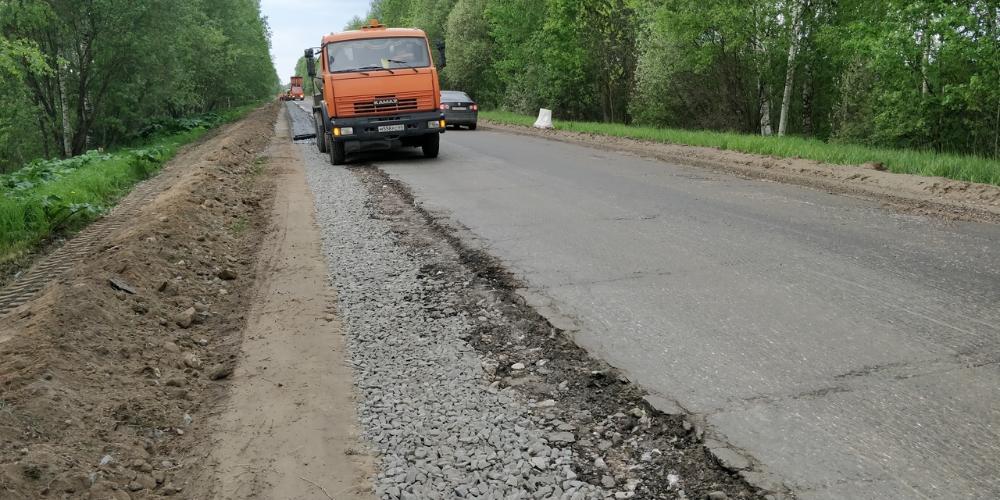 В Тверской области отремонтируют дорогу к инвестплощадке