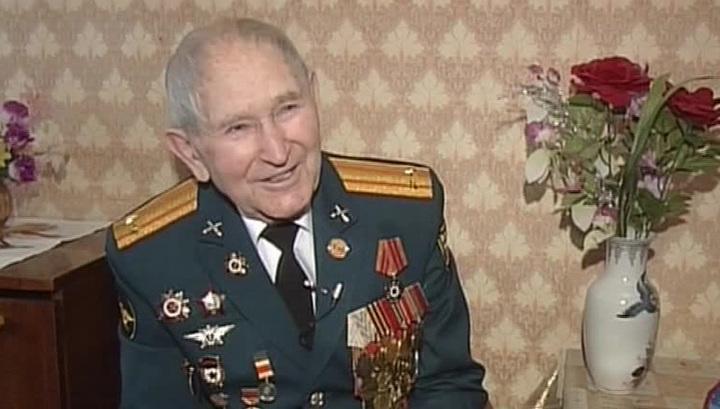 Почетному жителю Твери исполнилось 95 лет