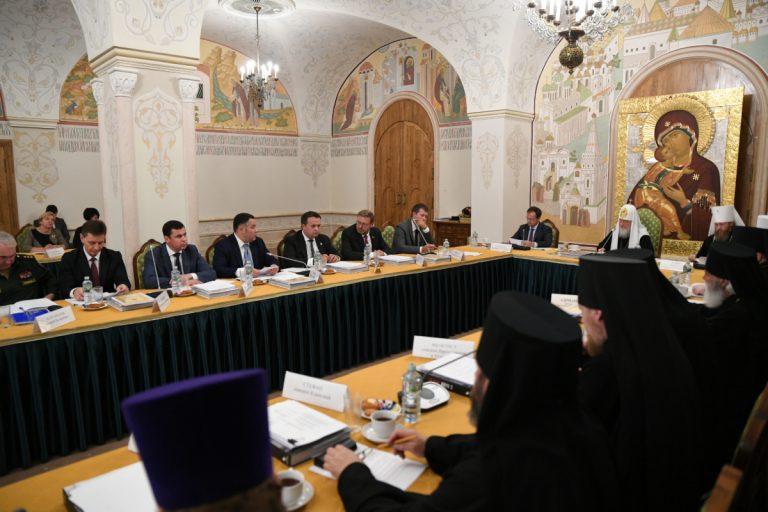 Игорь Руденя принял участие в заседании оргкомитета по подготовке торжеств к 800-летию Александра Невского