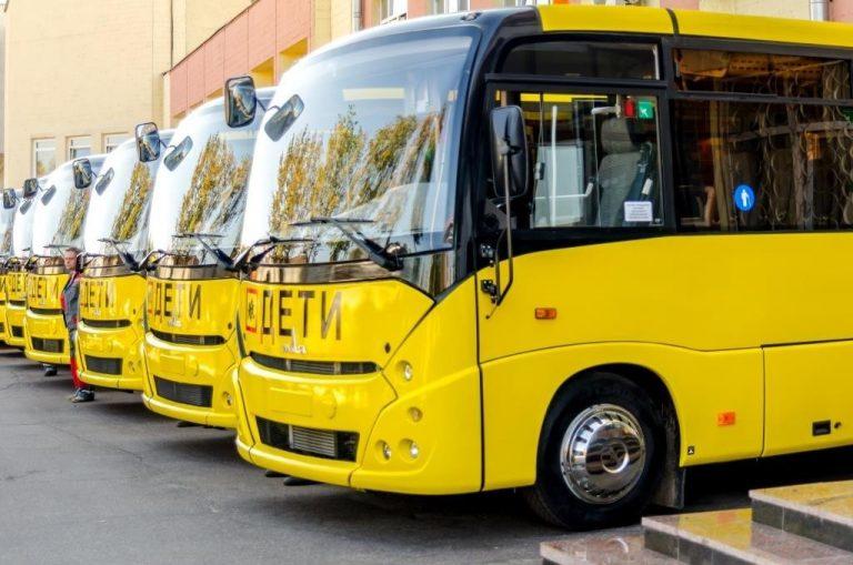 В Тверской области обновят парк школьных автобусов