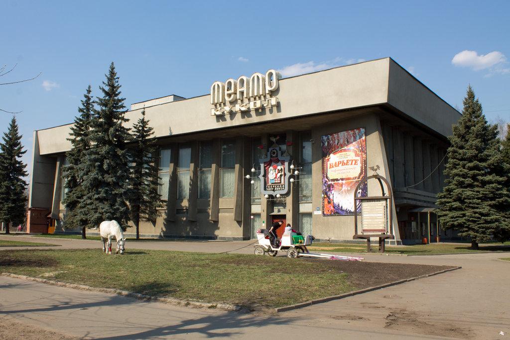 В Тверской области реконструируют театры