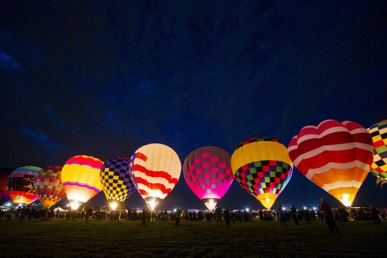 В Тверской области в небо взмоют десятки воздушных шаров