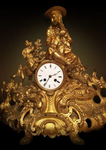 В Твери открывается выставка «Часы бывают разные…»