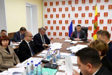 Тверской губернатор принял участие в видеоконференцсвязи с Дмитрием Медведевым
