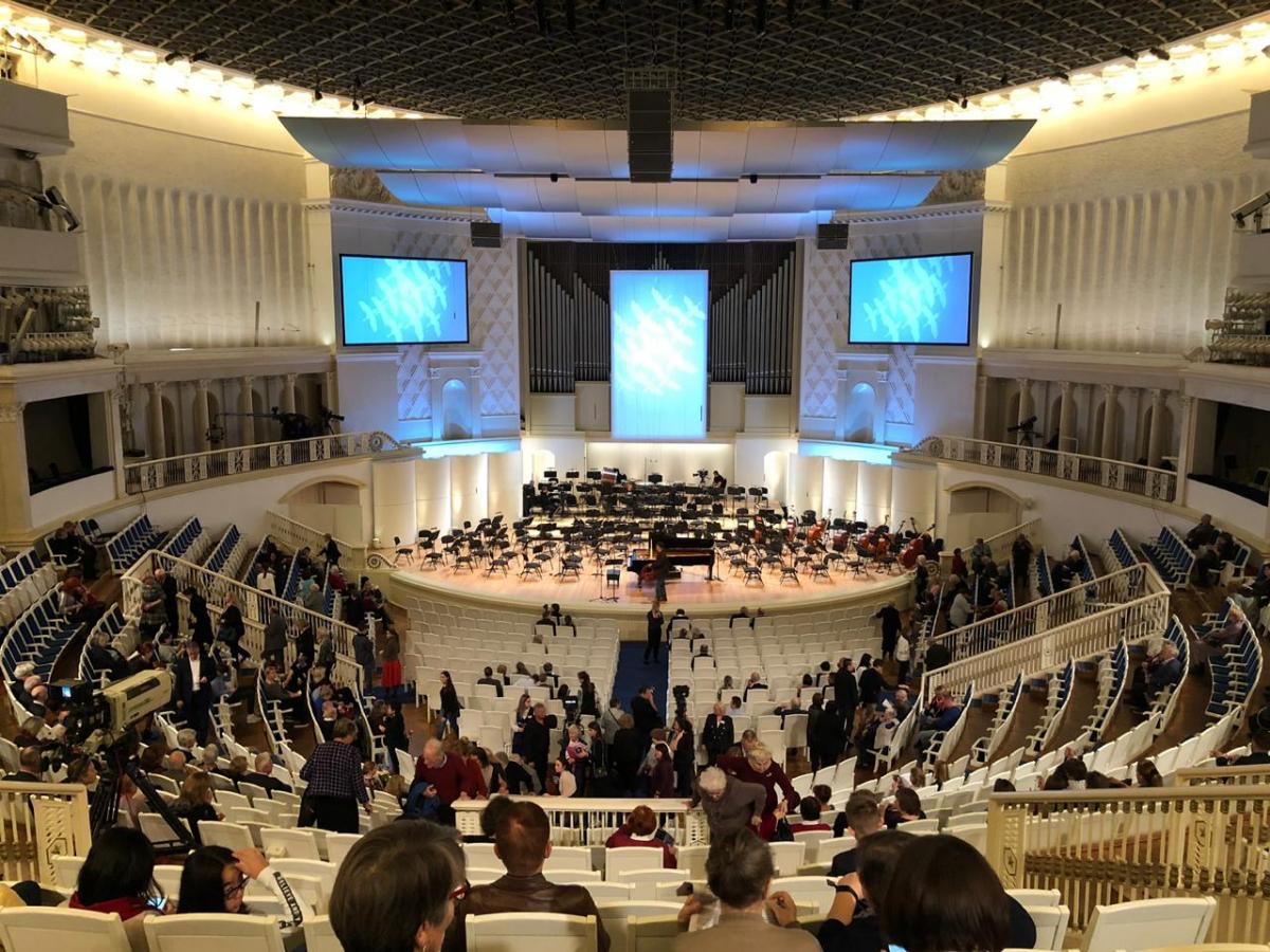 Шедевры русской музыки звучали в память о героях Ржева