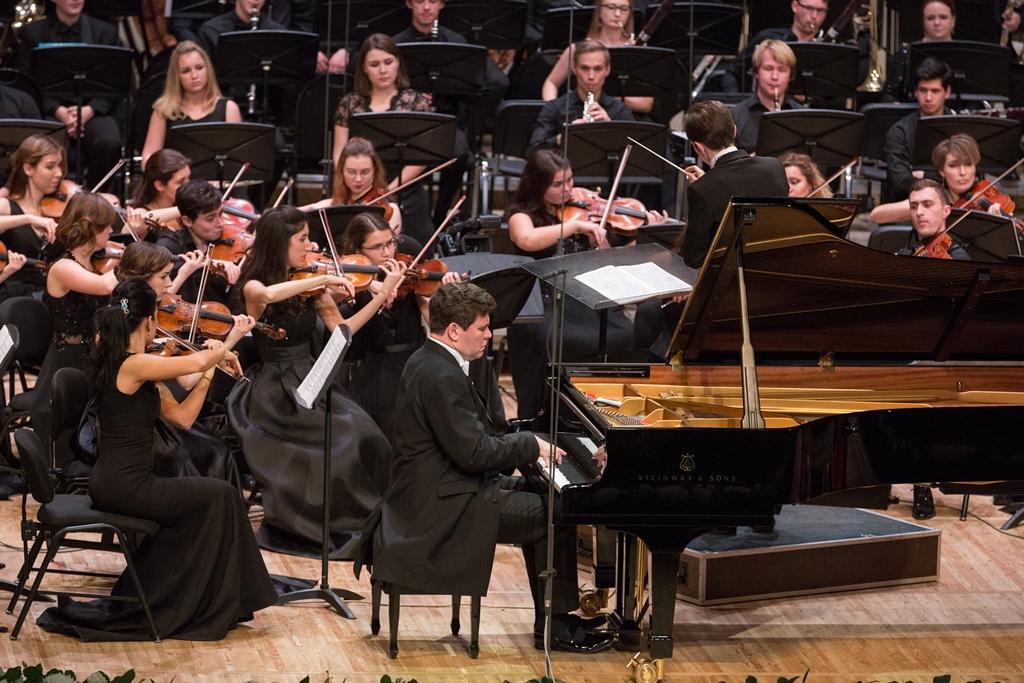 В Москве прошёл благотворительный концерт в помощь строительству Ржевского мемориала