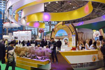 Тверская область активно участвует в агропромышленной выставке «Золотая осень»