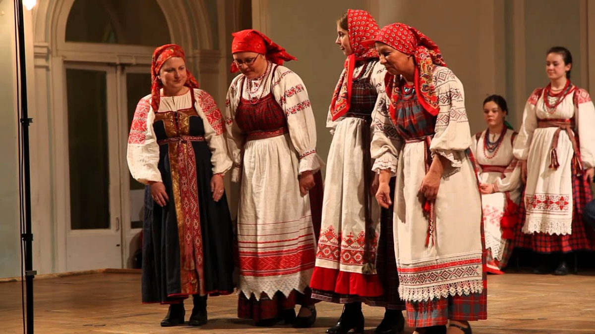 Тверской ансамбль «Межа» стал участником гала-концерта в Москве