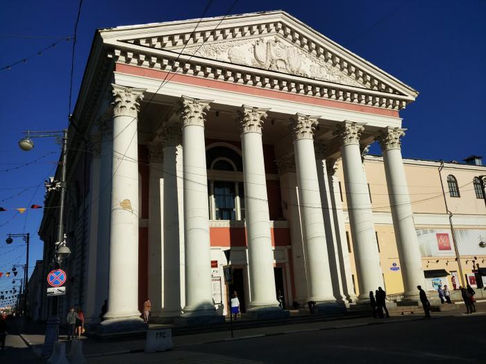 В Тверском театре драмы состоялась премьера спектакля «Доходное место»