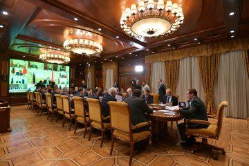 Тверской губернатор в Москве принял участие в заседании президиума