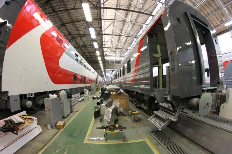 Миллиард евро заплатит Египет за поставку вагонов, в том числе и из Твери