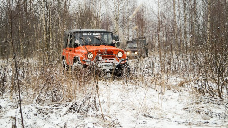 В Тверской области готовятся к старту джип-триала «Танковый прорыв»