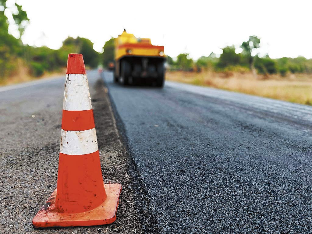 В Тверской области назвали дату окончания ремонта дороги Ржев-Осташков
