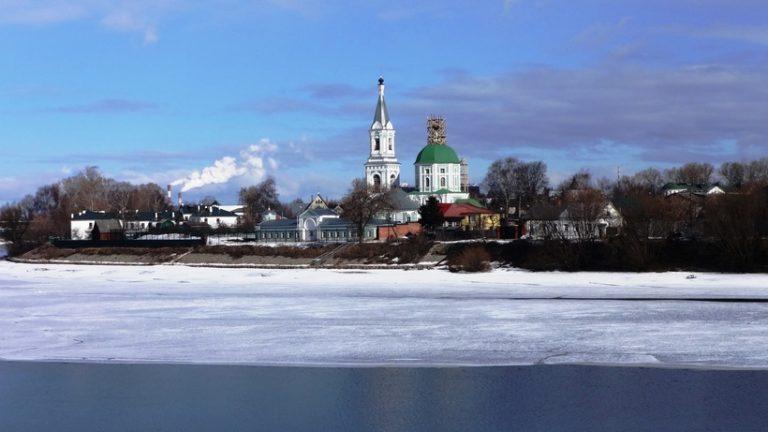 В Тверской области «Речной дозор» контролирует чистоту Волги