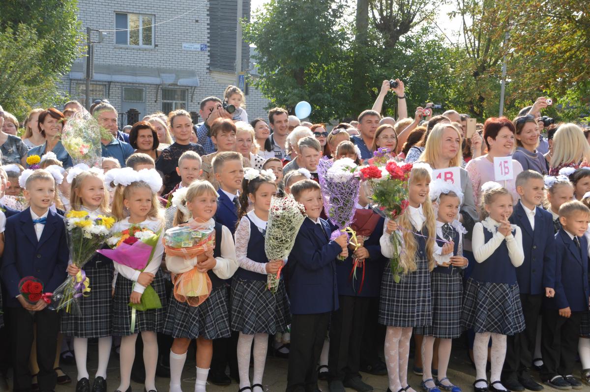 В Тверской области линейки к 1 сентября пройдут в штатном режиме