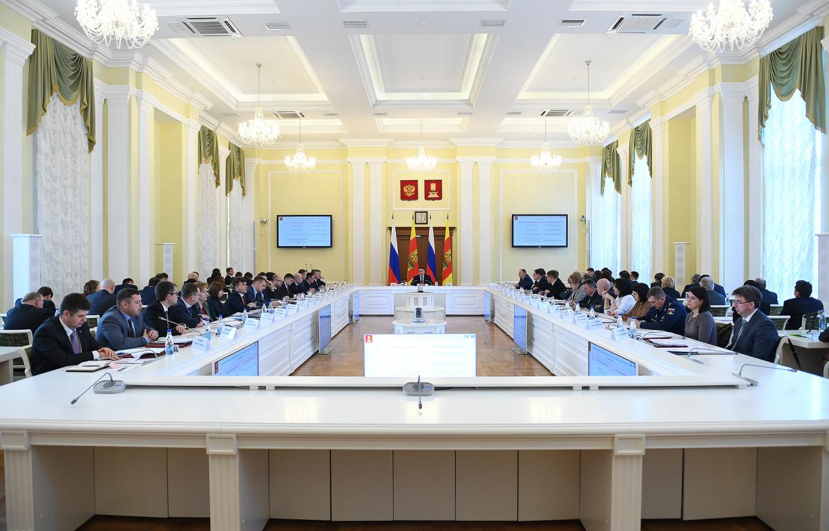 Игорь Руденя: повышение качества жизни людей – ключевая цель экономики области