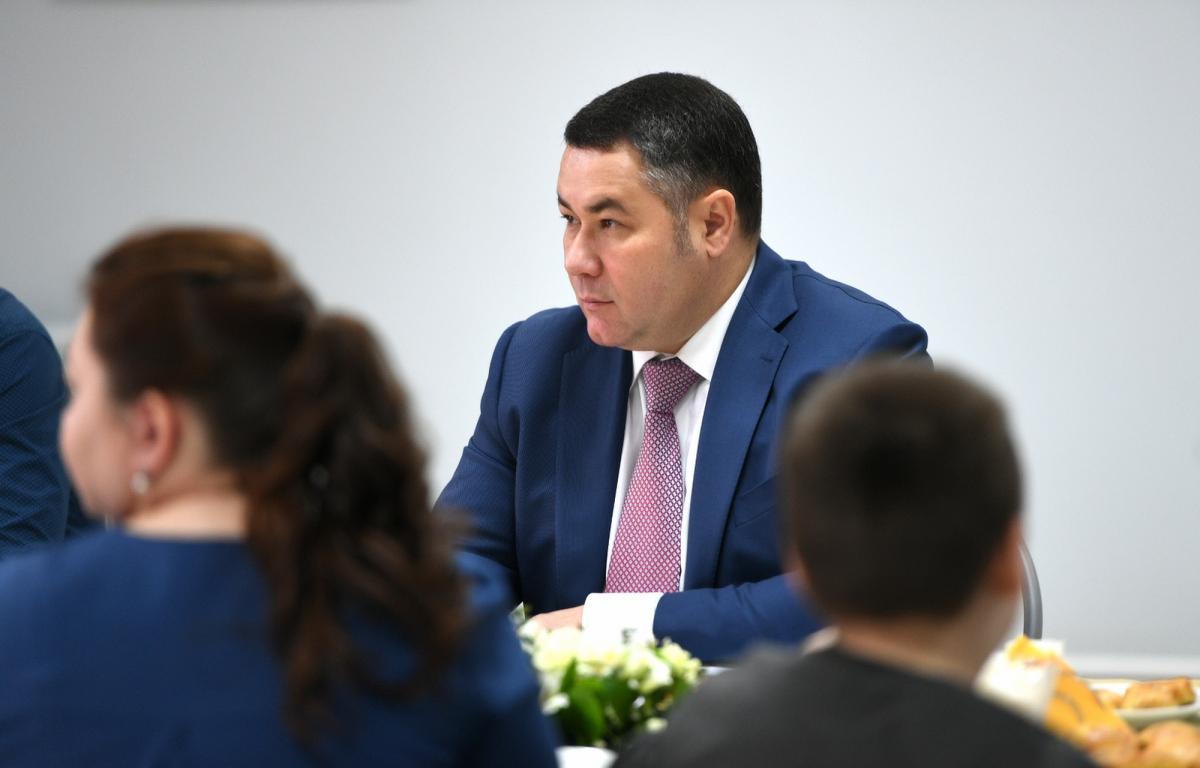 Игорь Руденя вновь отмечен в рейтинге «Губернаторской повестки»