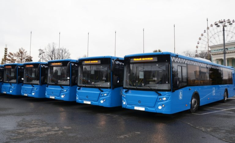 На поставку в Тверскую область новых автобусов деньги дал ВЭБ.РФ