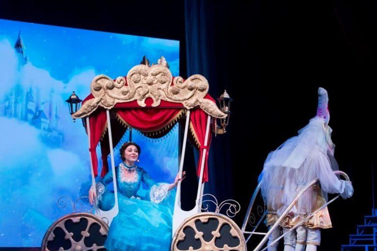 В Тверском театре драмы приглашают на премьеру сказки «Золушка»