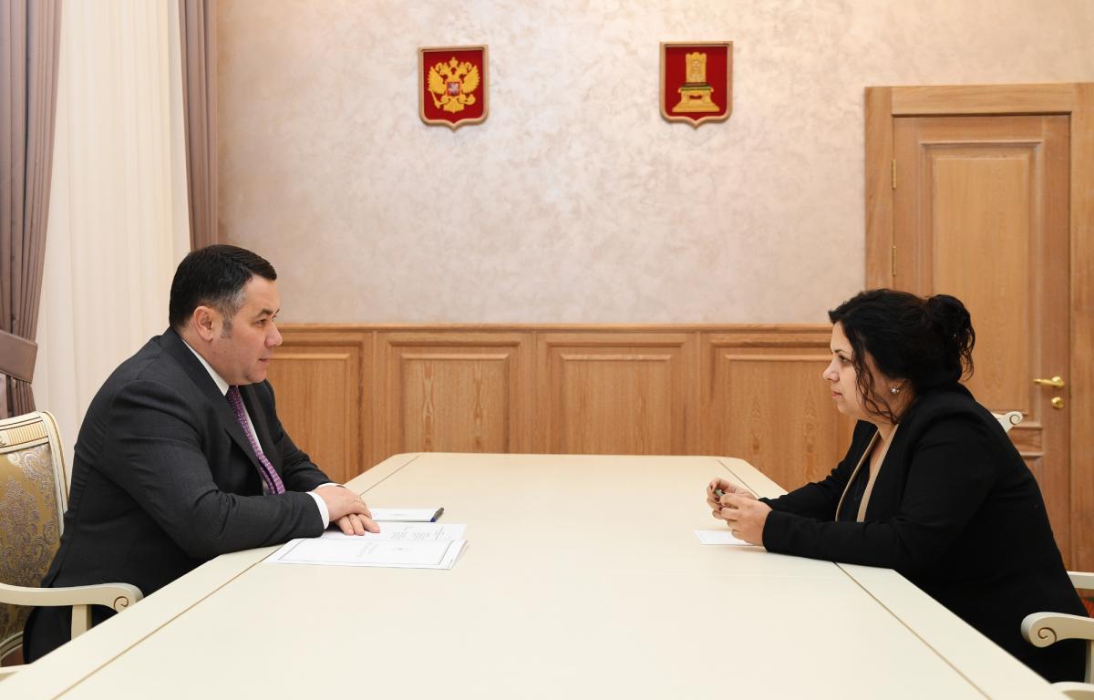 Игорь Руденя вновь вошёл в рейтинг «Губернаторская повестка»