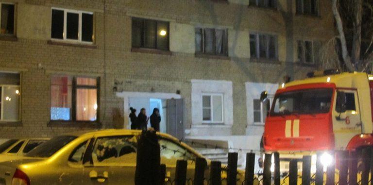 Утечка газа из автомобиля в Твери напугала жильцов