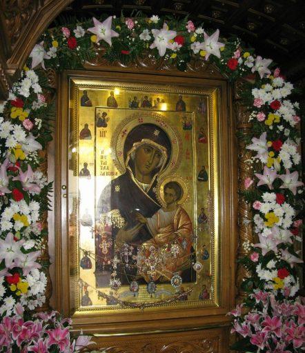В Твери пройдёт богослужение в честь празднования Иверской иконы Божией Матери