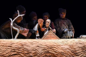 Спектакль Тверского театра кукол представлен на соискание высокой премии