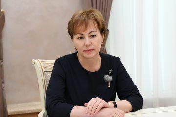 Елена Хохлова стала главой Торжокского района