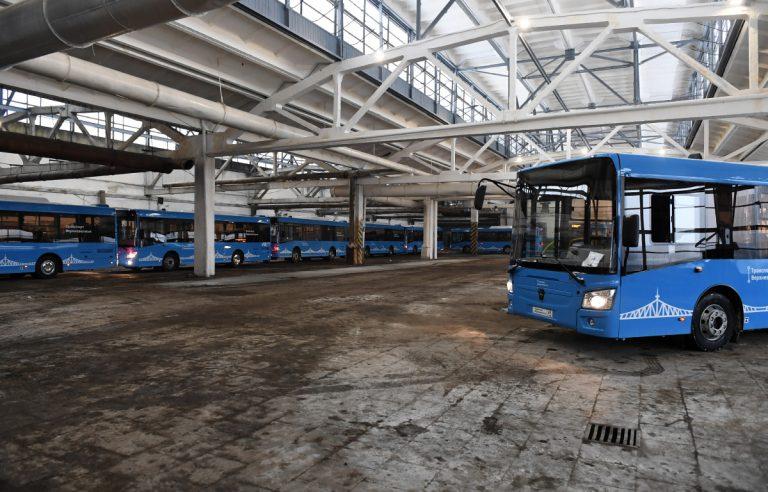 Синие автобусы в Твери и Калининском районе перевезли более 15млн пассажиров