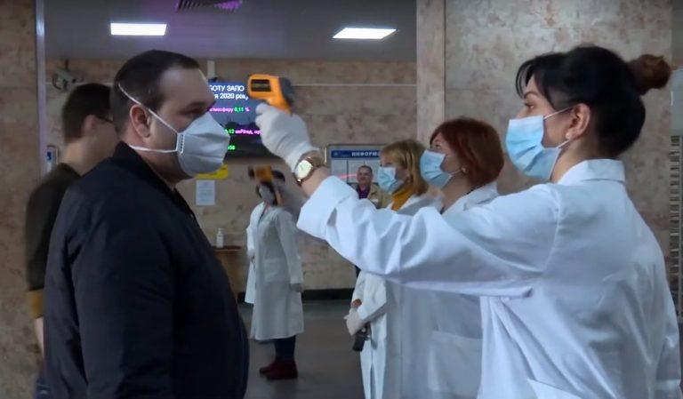 Тверские предприятия соблюдают меры безопасности в связи с коронавирусом