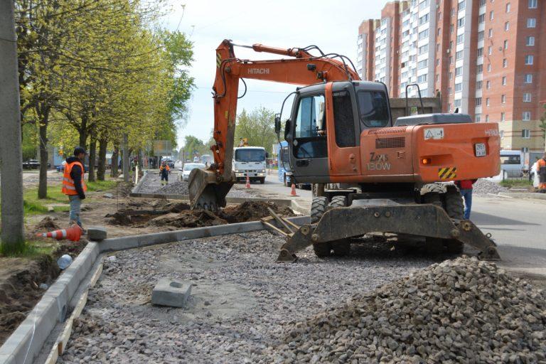 В Твери начат масштабный ремонт дорог по нацпроекту