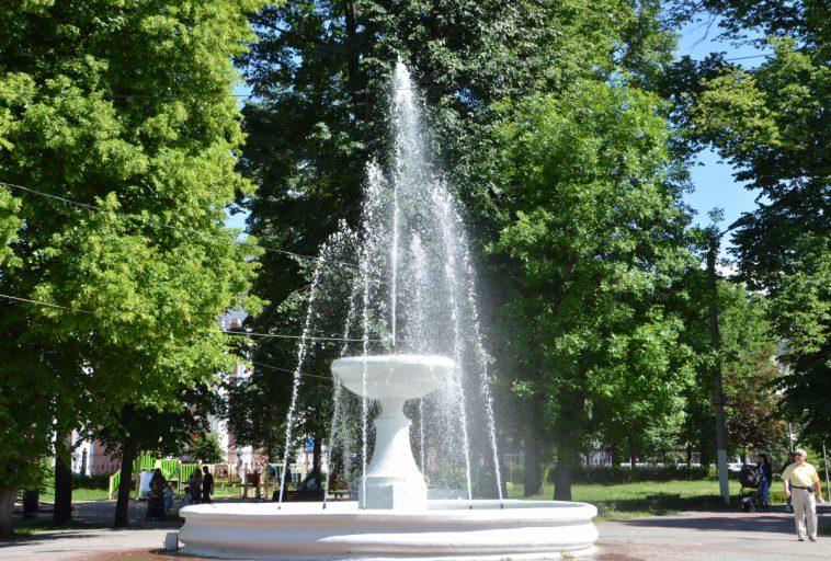 В Твери до конца недели заработают все фонтаны