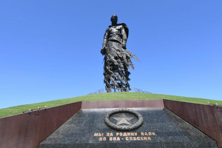 У Ржевского мемориала Советскому солдату будет создан парк