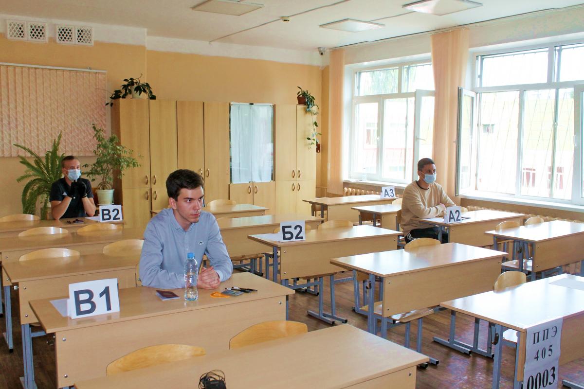В Твери стартовал основной этап ЕГЭ-2020
