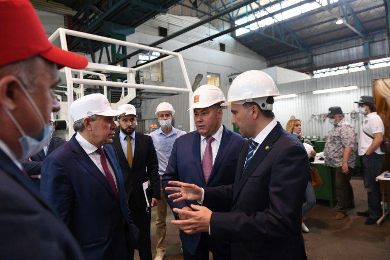 Тверской губернатор выступил с инициативой создания производства техники для геологоразведки