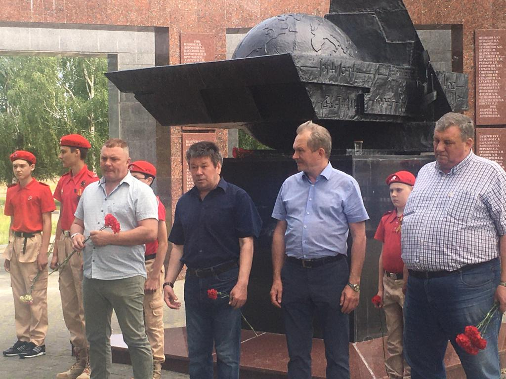 В Твери отметили День ветеранов боевых действий