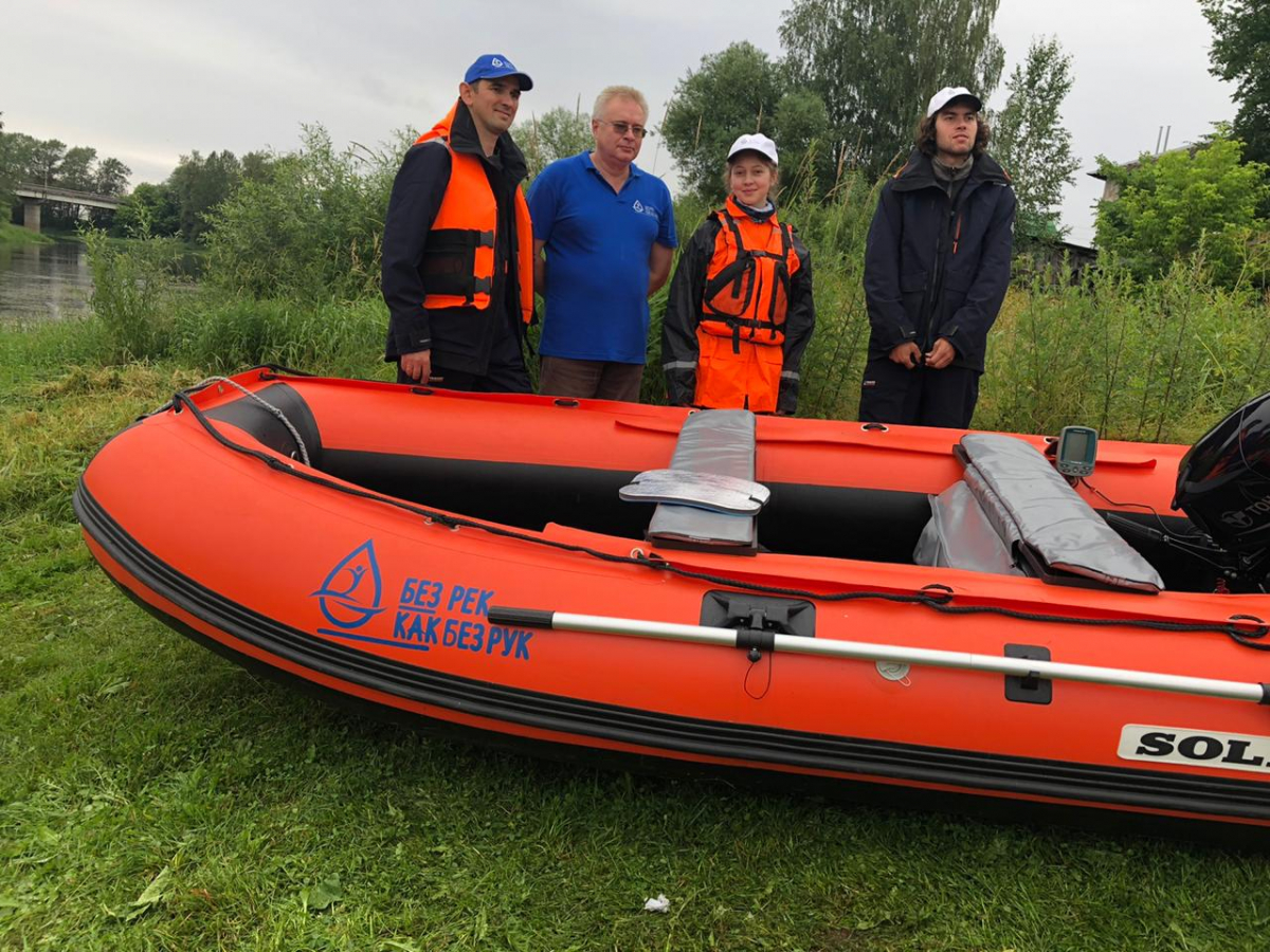 В Тверской области стартовала научная экспедиция по Волге