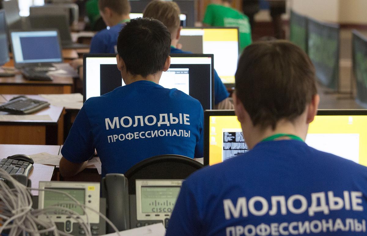 Студенты из Тверской области стали призерами национального чемпионата «Молодые профессионалы»