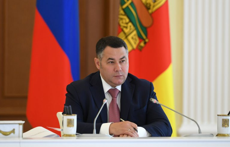 Игорь Руденя поздравил работников лесного комплекса