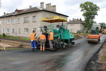 В Торопце Тверской области благоустраивают дворы