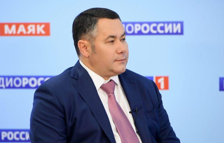 Заявление  Игоря Рудени о реформе скорой помощи вошло в рейтинг «Губернаторской повестки»
