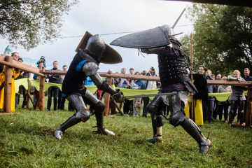 В Твери проходит исторический фестиваль «Княжество Тверское»