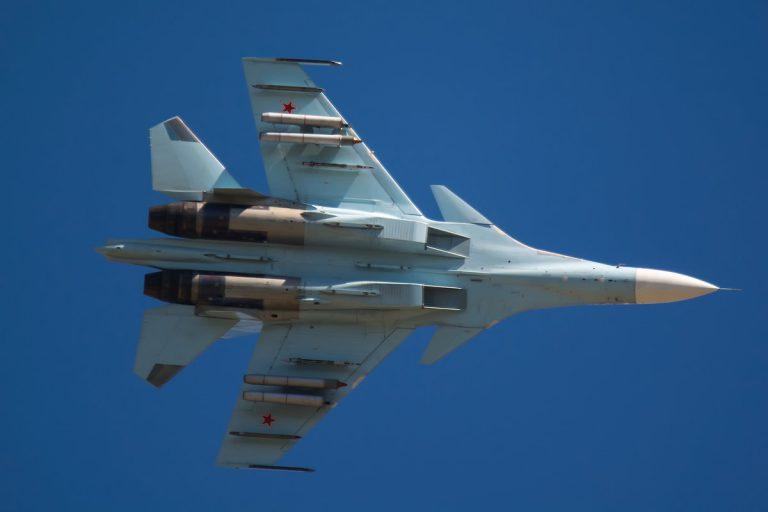 Лётчики СУ-30, потерпевшего в Тверской области крушение,успешно катапультировались